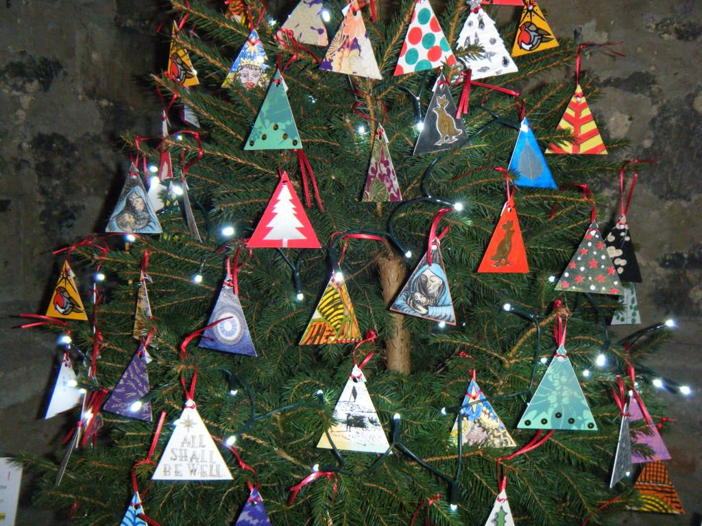 AGBI Christmas tree festival, Bury St Edmunds 4