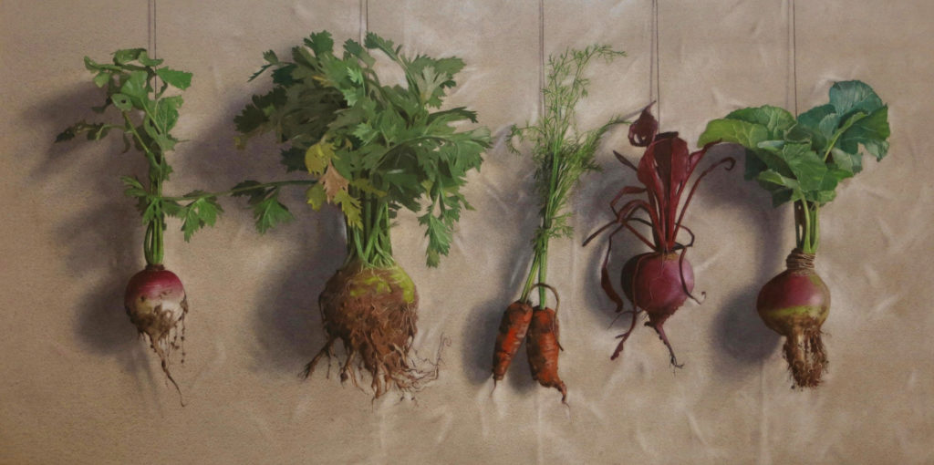 Root veg 48 x 96cm