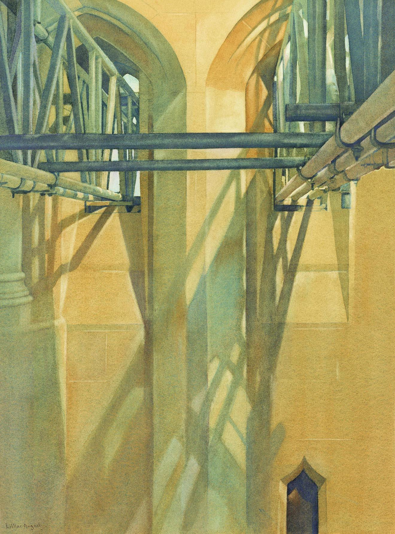 Scaffold beams 53 x 38cm