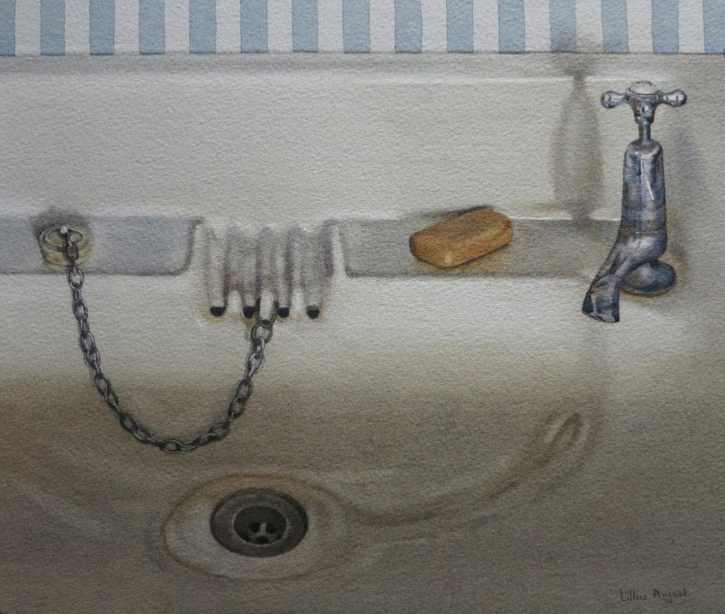 Sink 23.5 x 28cm
